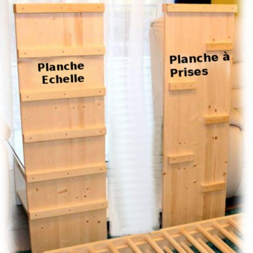 Planches Pikler