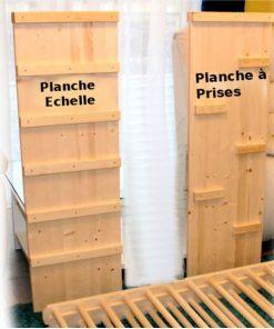 planche echelle + planche à prises 588 x588