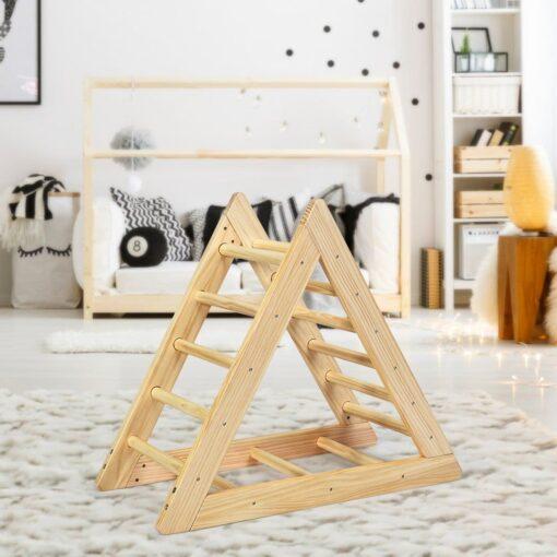 Triangle de motricité 3 en 1 dans une Chambre