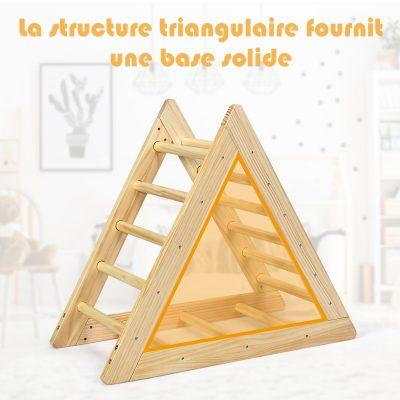 Triangle de Motricité Classique (Solidité & Robustesse)