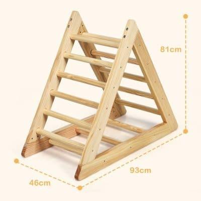 Triangle de Motricité Classique (Taille)