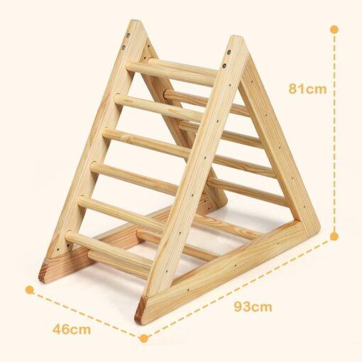 Dimensions du Triangle de Motricité